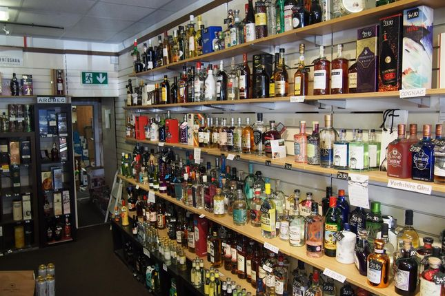 Retail premises for sale in Off License & Convenience HG5, North Yorkshire