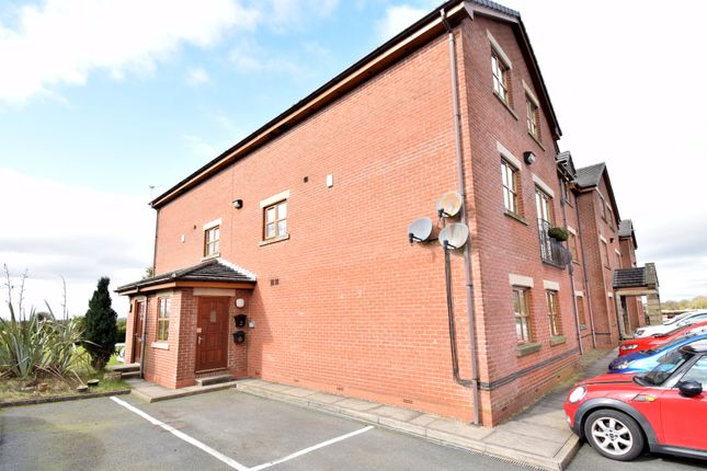 Thumbnail Flat for sale in The Meadows, Chorley Road, Westhoughton