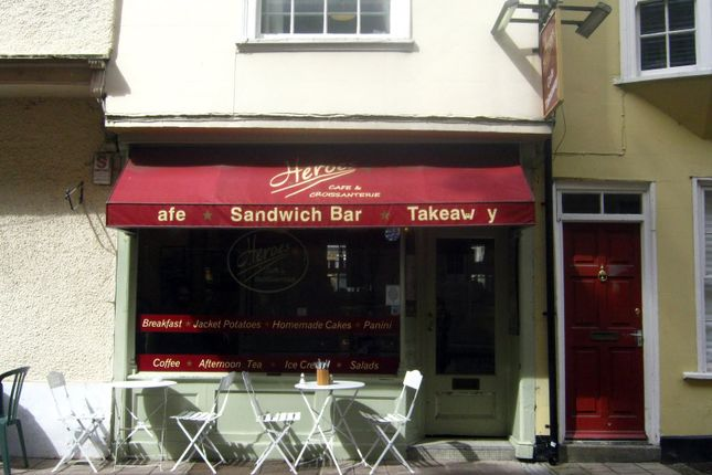 Thumbnail Restaurant/cafe to let in Ship Street. Best Bids By Wednesday, 21st February, Oxford