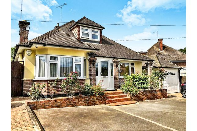 Thumbnail Detached bungalow for sale in Surman Crescent, Brentwood