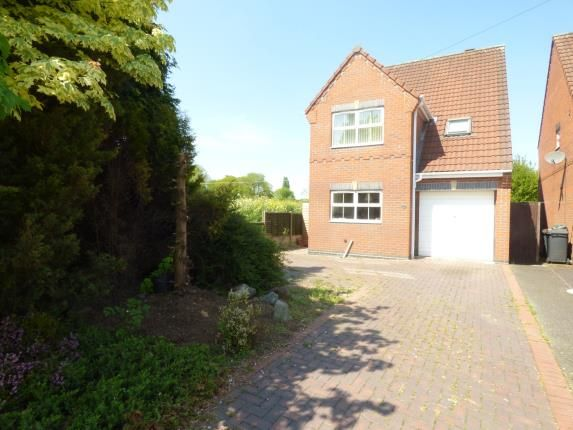 Thumbnail Detached house for sale in North Walk, Ashby Road, Measham, Swadlincote