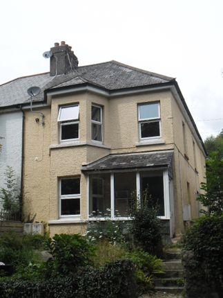 Thumbnail Flat to rent in Glencove, Liskeard