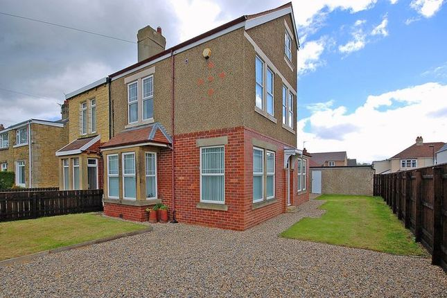 Thumbnail Semi-detached house for sale in West Lane, Forest Hall, Newcastle Upon Tyne