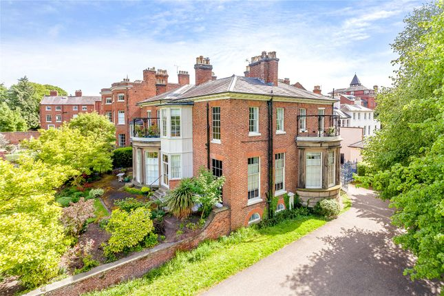 Thumbnail Flat for sale in Quarry Place, Shrewsbury