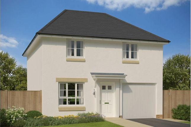 """Thumbnail 4 bedroom detached house for sale in """"Glenbuchat"""" at Oldmeldrum Road, Inverurie"""