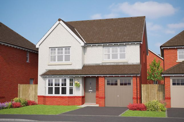 Thumbnail Detached house for sale in The Wentworth, Bryn Y Mor, Old Colwyn