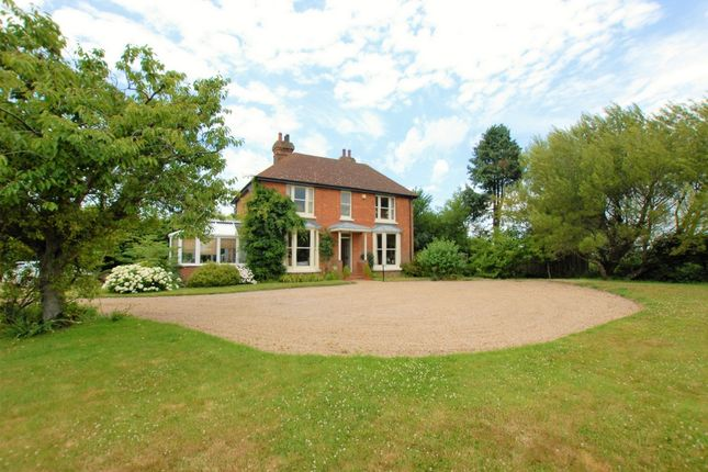 Thumbnail Detached house for sale in Aldington Road, Court-At-Street