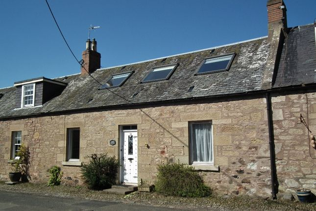 Thumbnail Terraced house for sale in 2 Maitland Row, Gavinton, Duns