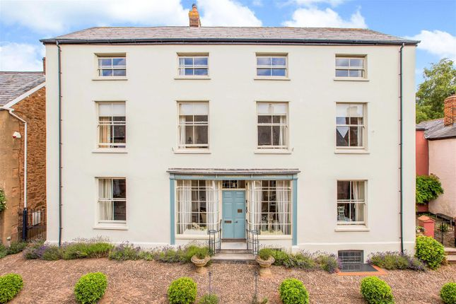 Thumbnail Semi-detached house for sale in Fore Street, Milverton, Taunton