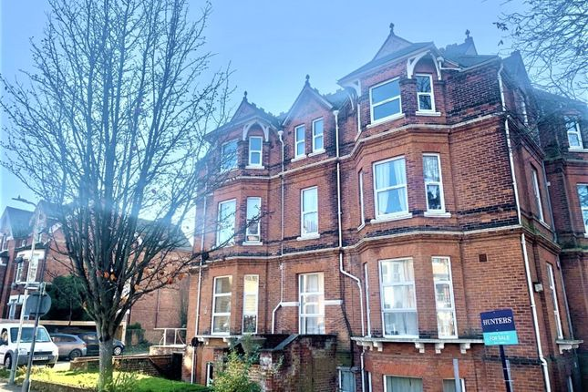 Thumbnail Flat for sale in Shorncliffe Road, Folkestone, Kent