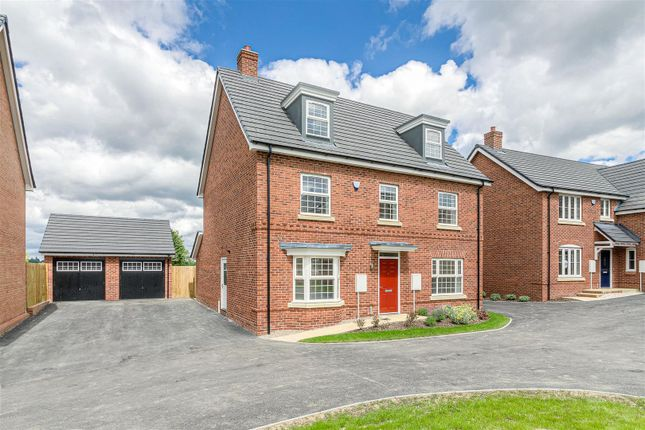 Detached house for sale in The Green, Ullesthorpe, Lutterworth