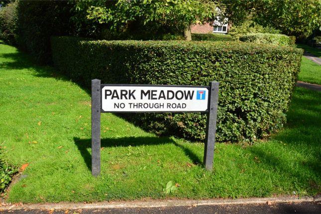 Park Meadow Hatfield Hertfordshire Al9 3 Bedroom Town