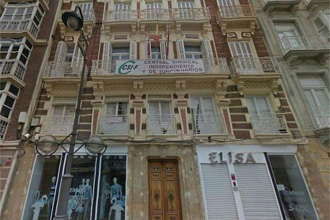 Thumbnail Commercial property for sale in Cartagena, Murcia, Spain