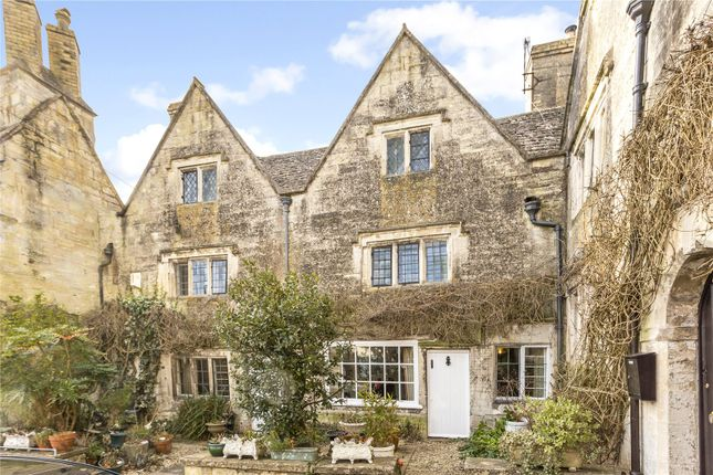 Thumbnail Terraced house for sale in Friday Street, Painswick, Stroud, Gloucestershire
