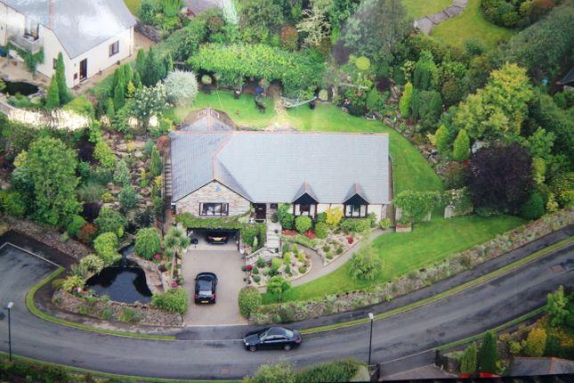 Thumbnail Detached bungalow for sale in Lake View, St. Mellion, Saltash