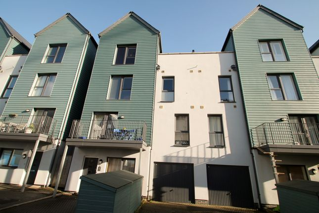 Thumbnail Maisonette for sale in West Hoe Road, Plymouth