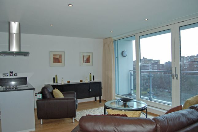 1 bed flat to rent in The Visage, Winchester Road, Swiss Cottage