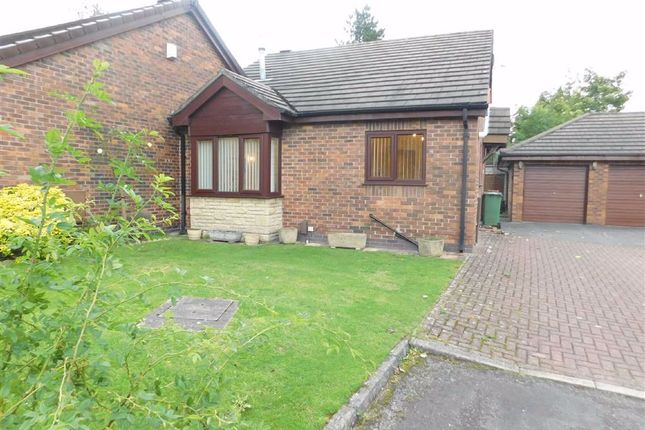 Thumbnail Semi-detached bungalow for sale in Lakeside Green, Offerton, Stockport