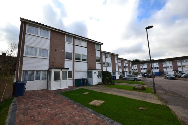 Thumbnail End terrace house to rent in Oxford Gardens, Whetstone, London