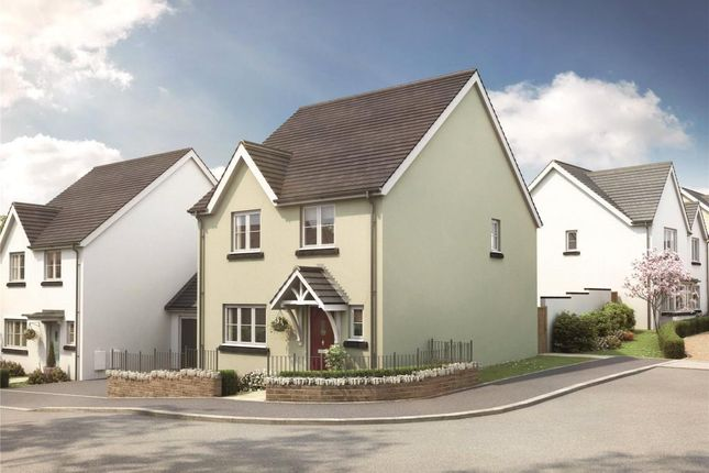 Thumbnail Detached house for sale in Trelawny Parc, Pelynt, Looe, Cornwall