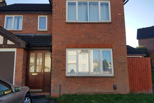 Thumbnail Detached house to rent in Oakfield Road, Erdington, Birmingham