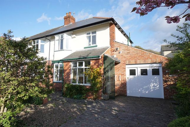 Thumbnail Semi-detached house for sale in Abbey Lane, Beauchief, Sheffield