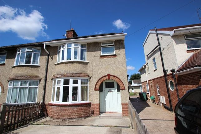 Thumbnail Semi-detached house to rent in Oxford Road, Old Marston, Oxford