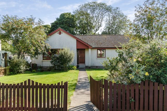 Thumbnail Detached bungalow for sale in Invergarry Park, Montrose, Aberdeenshire