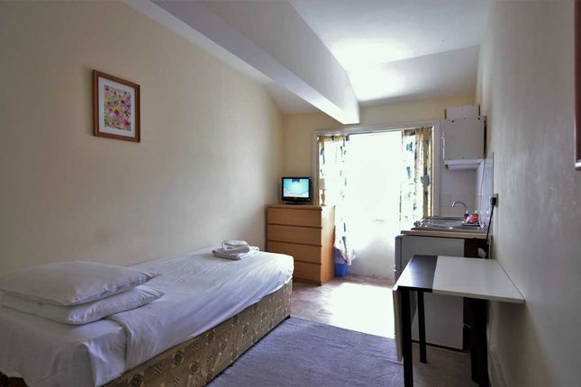 Sample Photo Of A Bedsit In The Building