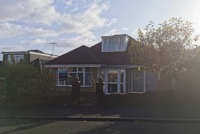 Thumbnail Detached bungalow to rent in Dan Y Parc, Morriston, Swansea
