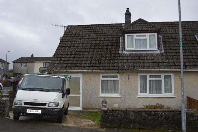 Thumbnail Bungalow to rent in Maescader, Pencader