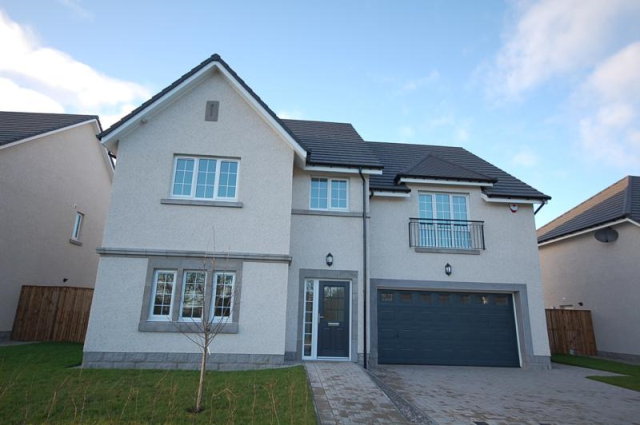 Thumbnail Detached house to rent in Murtle Den Gardens, Milltimber Grange, Milltimber, Aberdeen, 0Hy