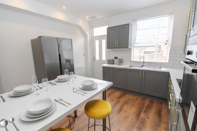 Thumbnail End terrace house to rent in Beechwood View, Burley, Leeds