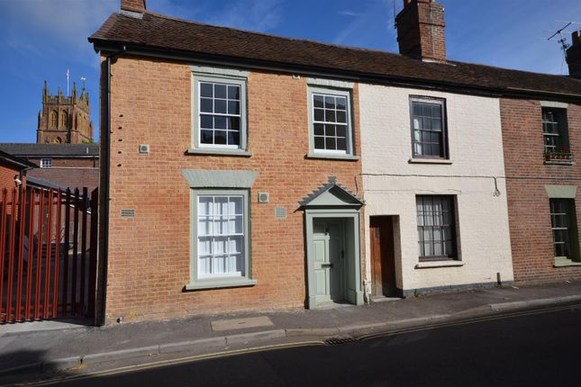 Thumbnail End terrace house for sale in Middle Street, Taunton