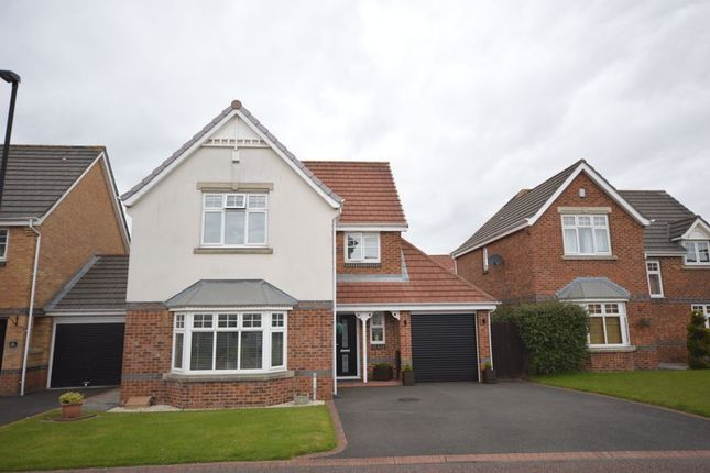 4 bed detached house for sale in Bede Close, Newcastle Upon Tyne NE12
