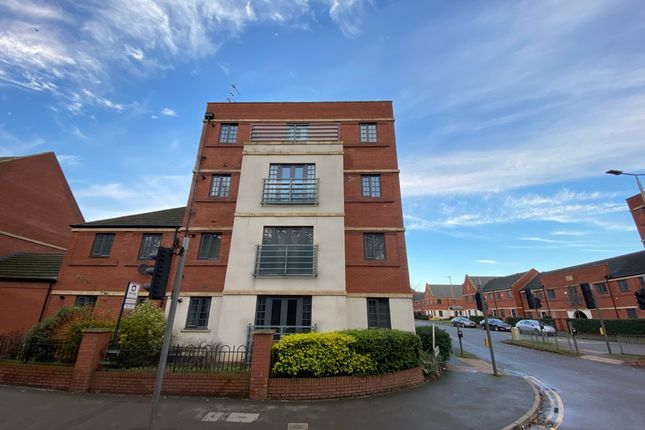 Thumbnail Flat to rent in Wolsey Island Way, Leicester