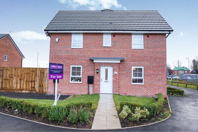 Thumbnail Semi-detached house for sale in Helmsman Lane, Rochdale