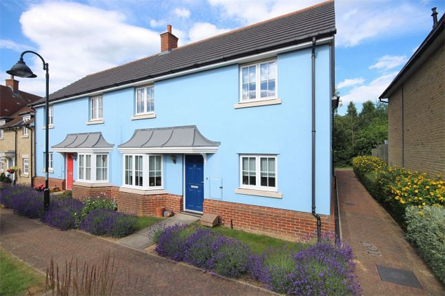 Thumbnail Semi-detached house for sale in Meadow Park, Braintree, Essex