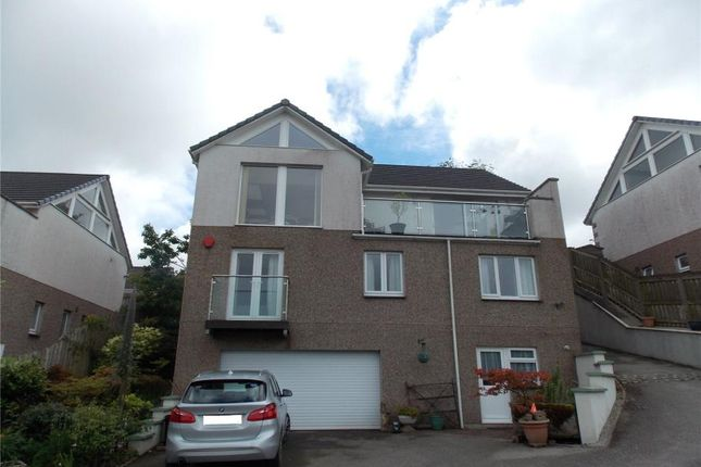Thumbnail Detached house for sale in Crembling Well, Barncoose, Redruth