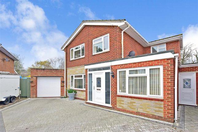 4 bed detached house for sale in Blenheim Close, Herne Bay, Kent CT6 ...