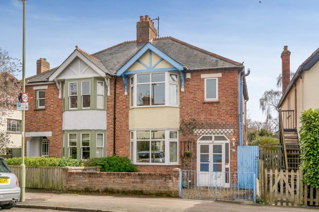 3 bed semi-detached house for sale in Hamilton Road, Oxford