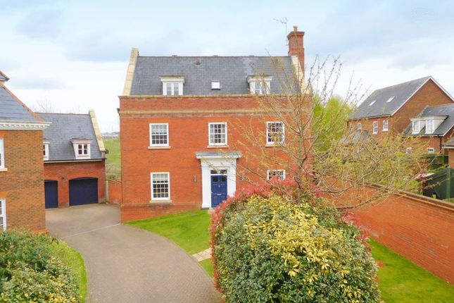 Thumbnail Detached house for sale in Abbeydale Close, Wychwood Park, Weston