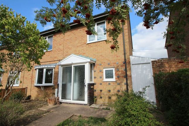 Thumbnail Semi-detached house for sale in Glebe Estate, Wilmcote, Stratford-Upon-Avon
