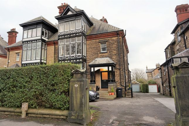 Thumbnail Flat for sale in Park Drive, Harrogate
