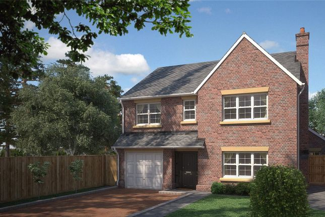 Thumbnail Detached house for sale in Riverdene, Claytons Meadow, Bourne End, Buckinghamshire