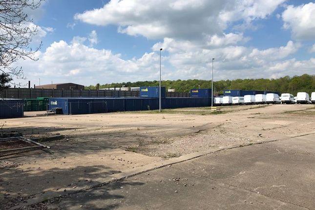 Thumbnail Land to let in Plot 3, Melton Commercial Park, Melton Mowbray, Leicestershire