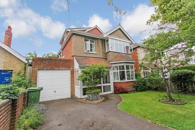 Thumbnail Detached house for sale in Shirley Avenue, Southampton