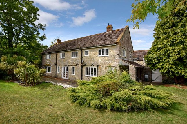 Thumbnail Detached house for sale in Weir Lane, Yeovilton, Yeovil, Somerset