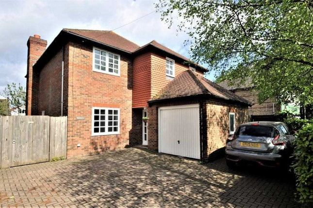 Thumbnail Detached house for sale in Main Road, Sellindge, Ashford