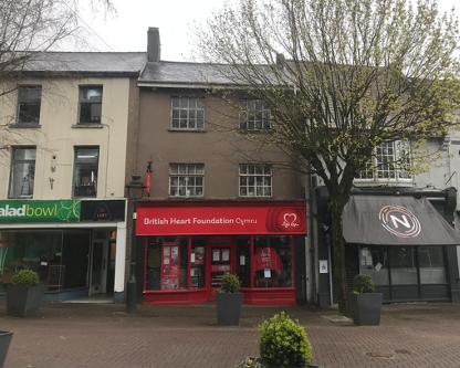 Thumbnail Retail premises to let in 17 Notts Square, Carmarthen
